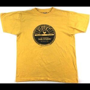 Vintage Sun Record Studio Memphis, Tennessee Shirt